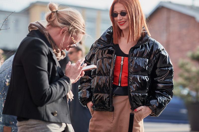 Kaja Śródka i Ada Fijał/fot. Szymon Brzóska - The Style Stalker