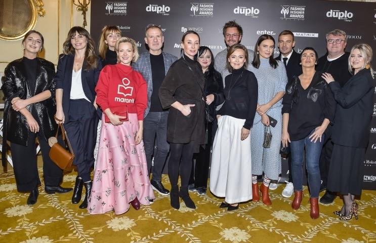 Jurorzy 10 edycji Fashion Designer Awards/fot. materiały prasowe