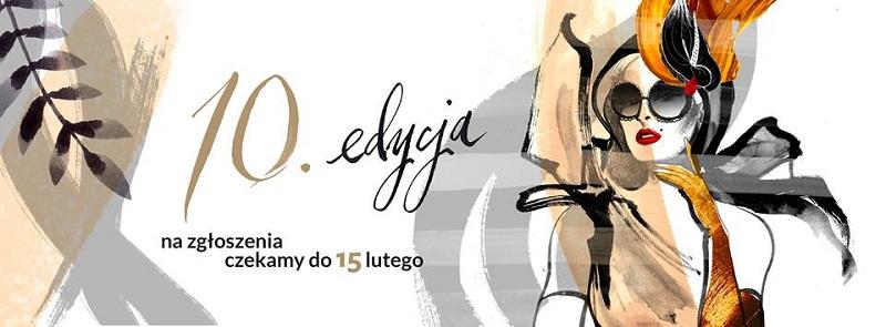 Autorką grafiki do 10 edycji Fashion Designer Awards jest ilustratorka Sonia Hensler