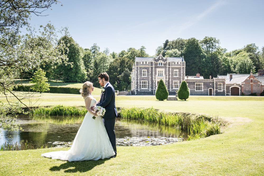 Wedding at Folkington Manor