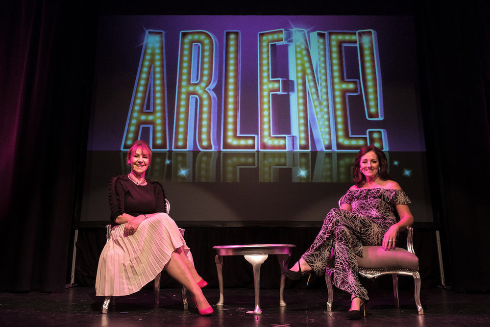 Arlene Phillips & Jacquie Brunjes
