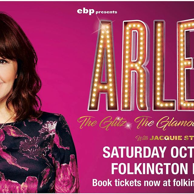 Following Edinburgh festival and a UK tour we are presenting Arlene at Folkington for one night only. Limited availability, book early. #dancing #strictly#folkington#arlene  #jacquiestorey