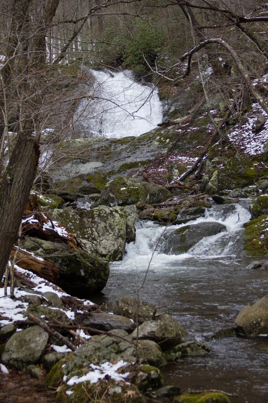 Durham Run Falls