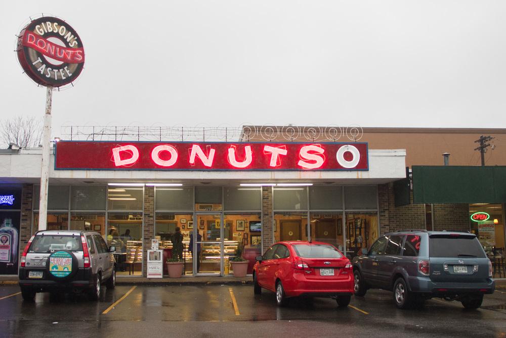 Hmmm... donuts!