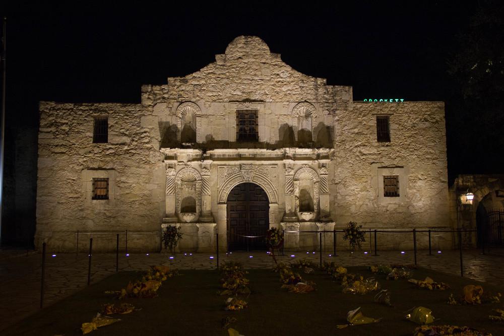 That's the Alamo