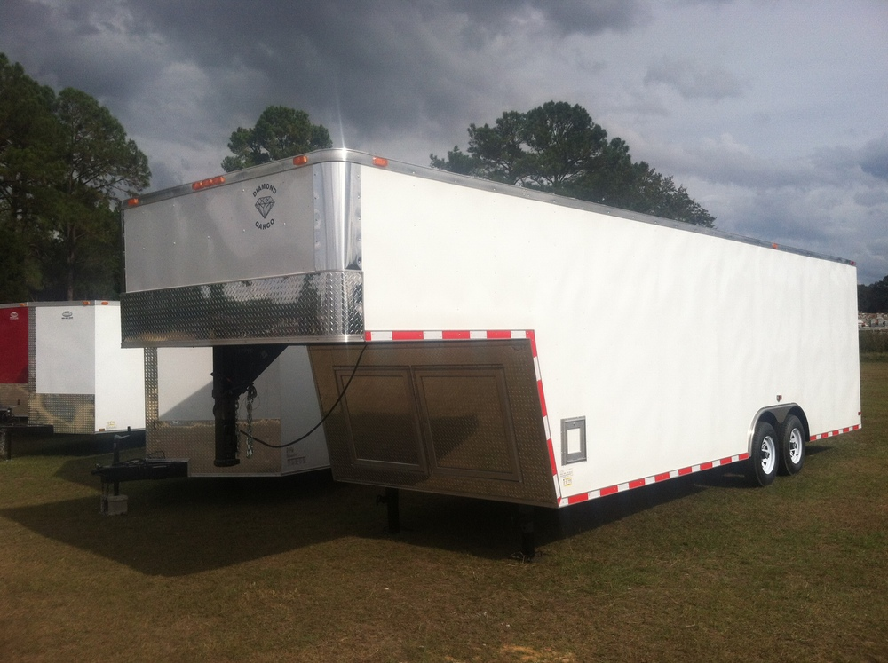 Your donation will help us purchase this trailer for our future Nehemiah Projects!