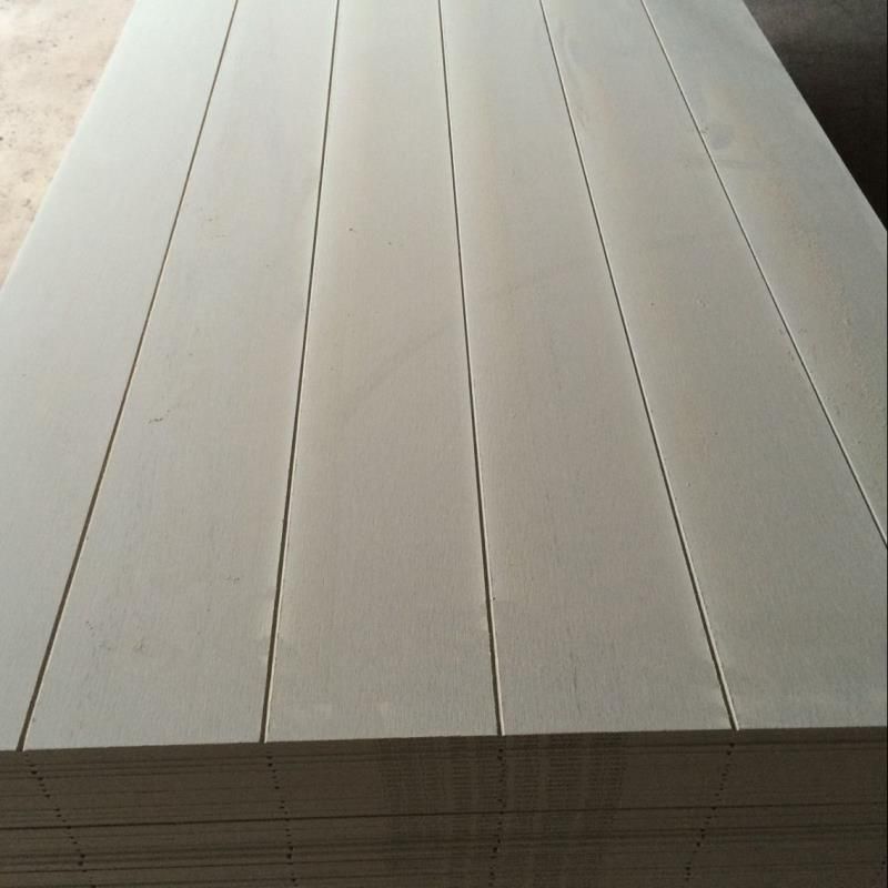 KAPO V-Groove featuring – V groove profile every 200mm across the board surface.