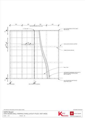KAPO Board - Wall — Enviro Square Limited