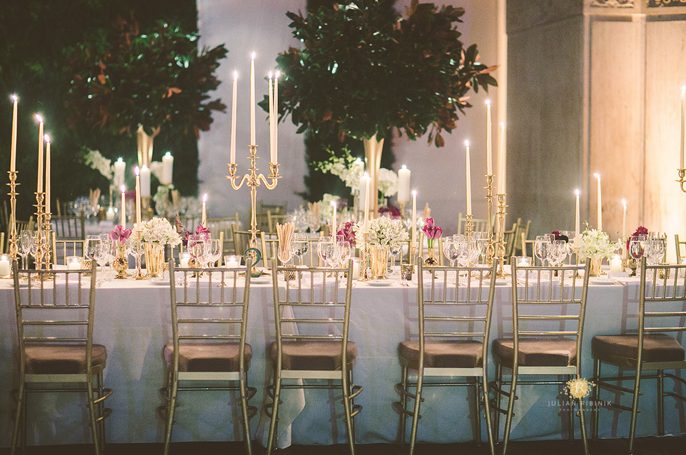 Fall Manhattan Wedding, photo by Julian Ribinik