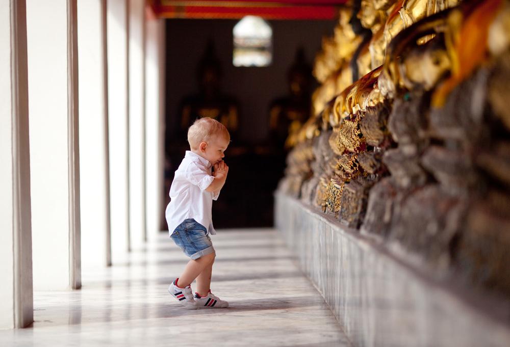 Bangkok Kids Photography