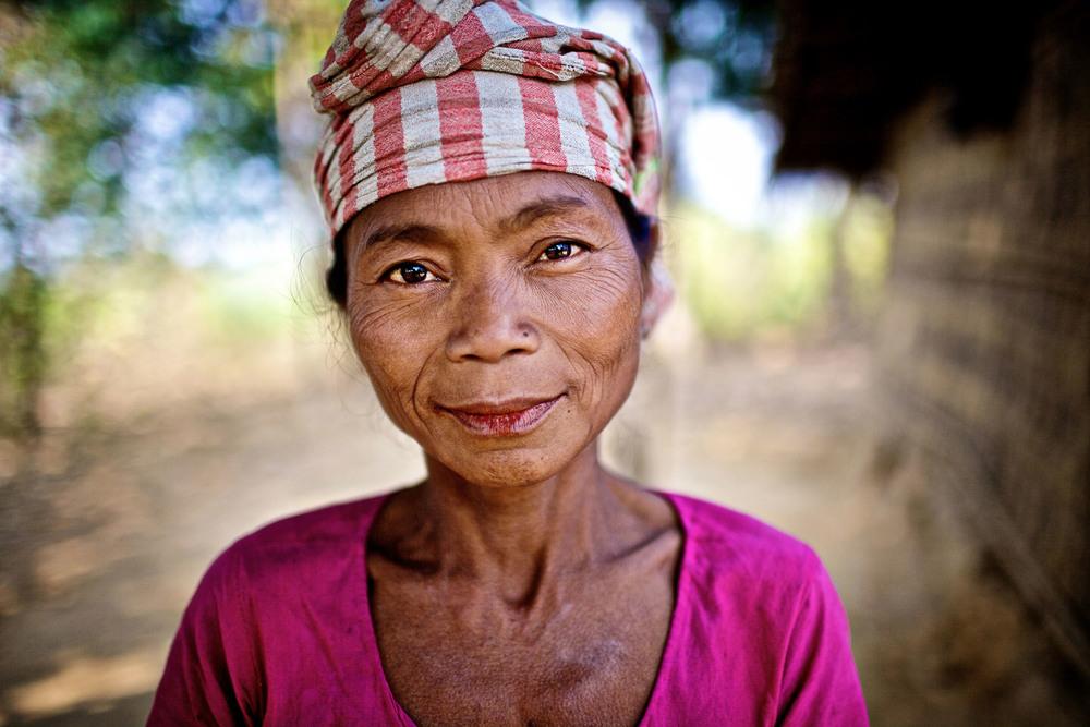 Chakma Woman