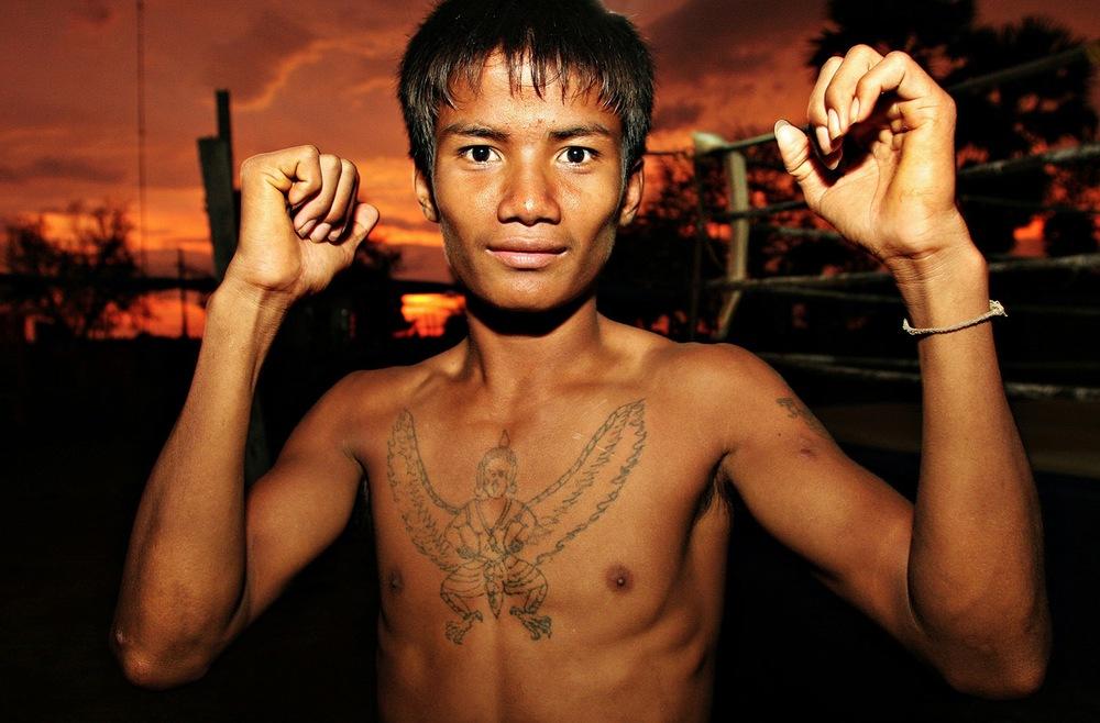 Khmer Boxer
