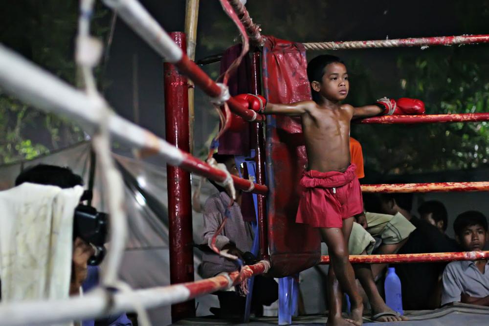 Kid Boxer