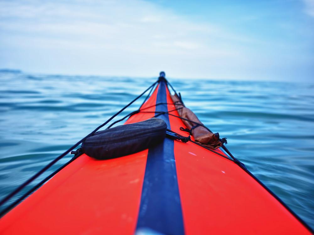 Kayaking the Andaman