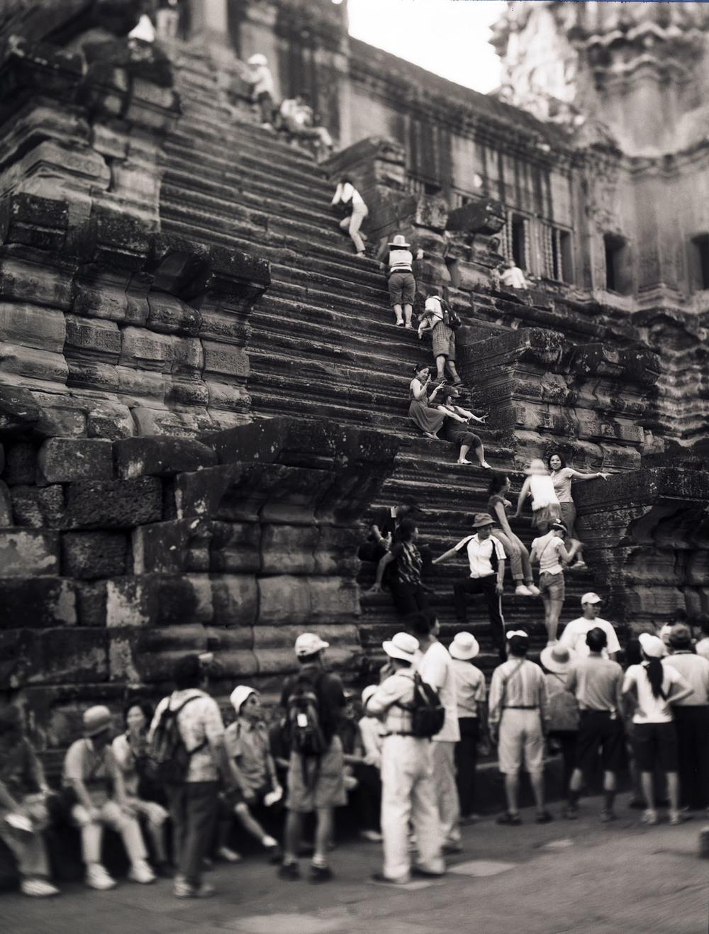 Angkor Wat Tourism