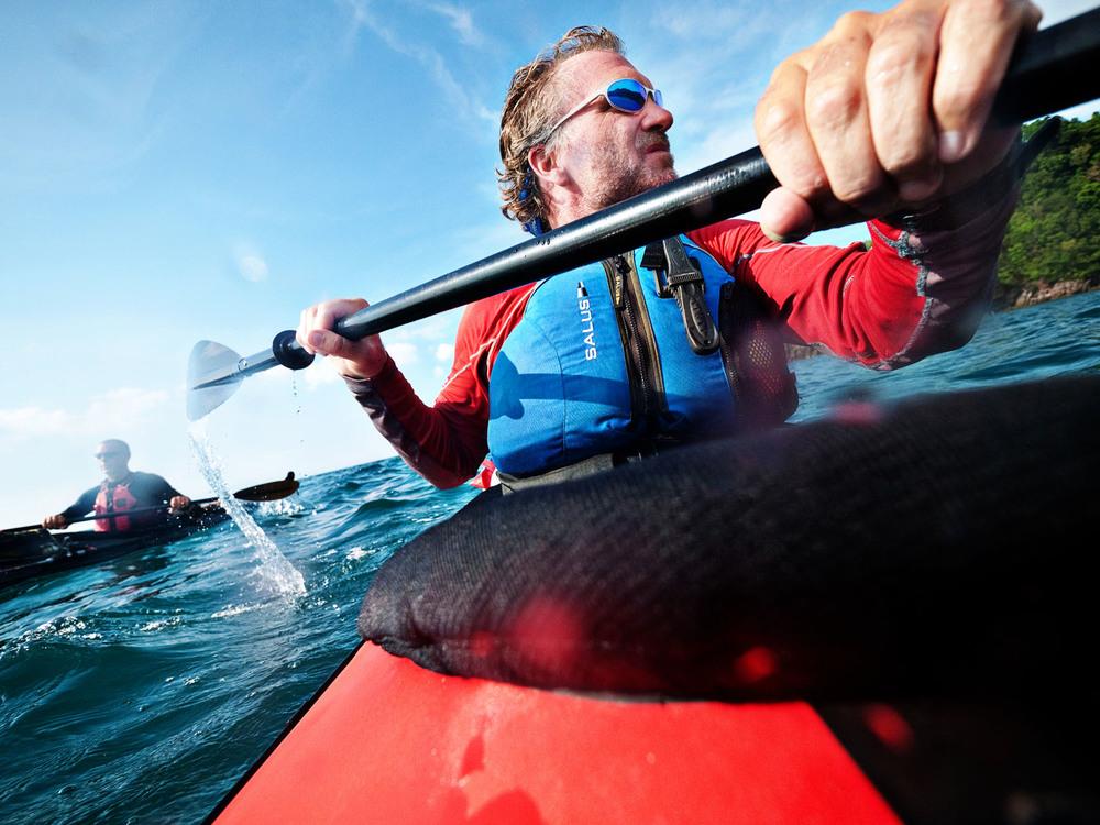 Andaman Kayaking