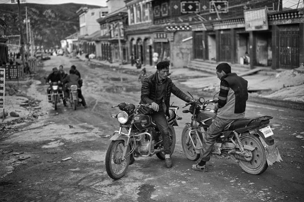 Tibet, Leica M9