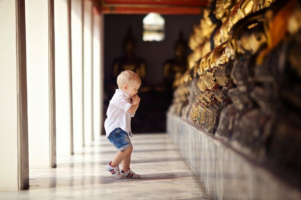 bangkok children's photography