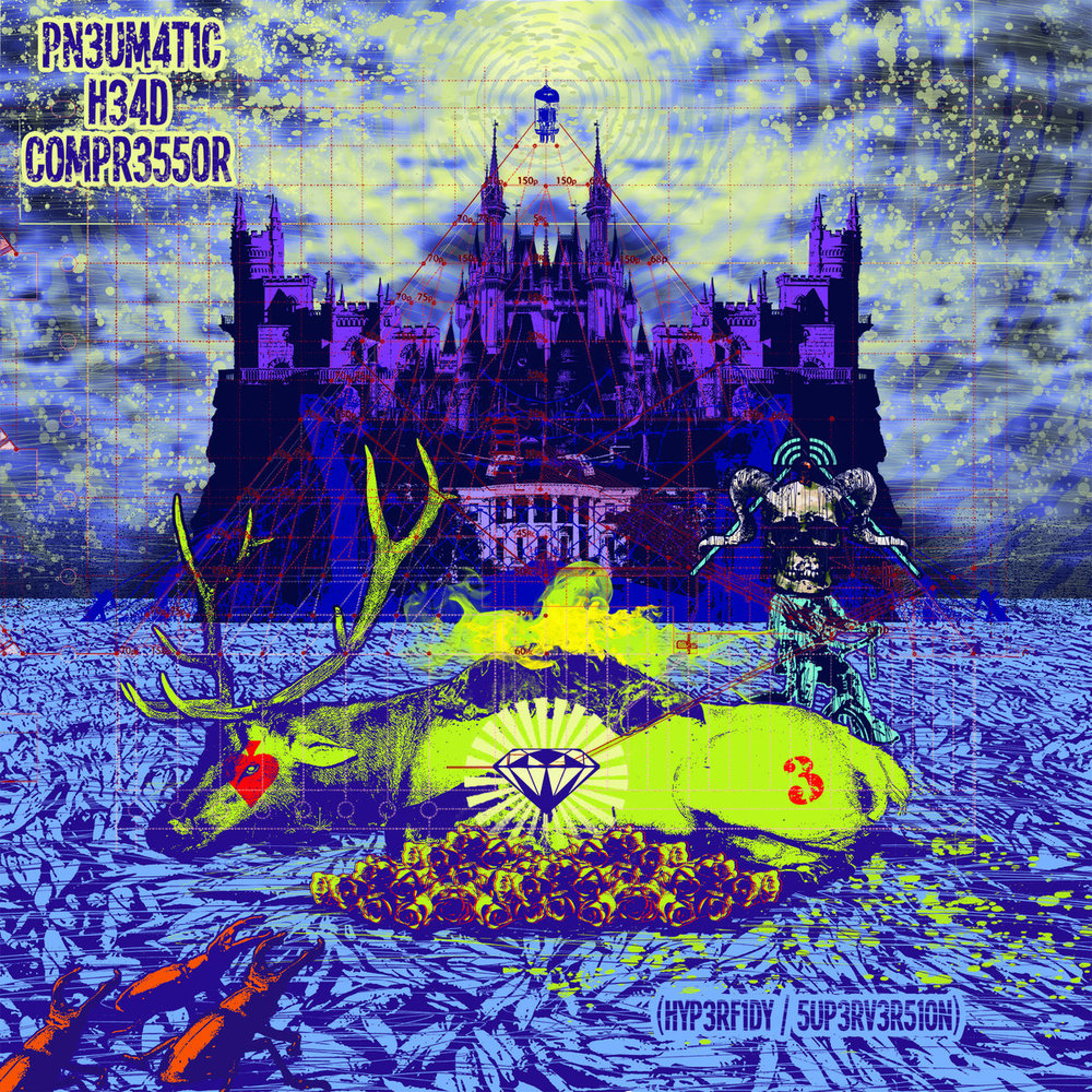 Cat #: CHEAP666/047 Release date: 13/04/2018 Format: CD/Digital Labels: Cheap Satanism Records /  Urgent Disk Records Distribution: Mandaï