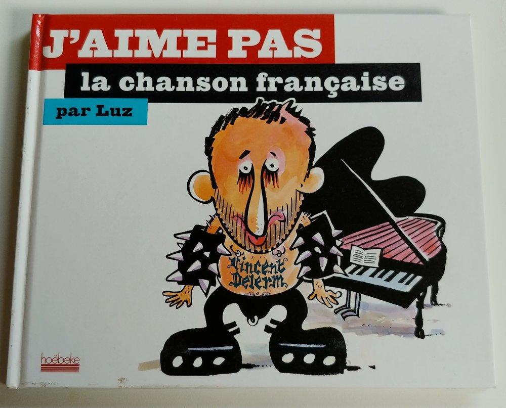 Lot #2  Un livre de circonstance, même si Céline Lory se défend de faire de la chanson français.  Attention: Le livre est fort daté dans ses références. Si vous êtes nés après 1990, vous risquez de ne rien comprendre.