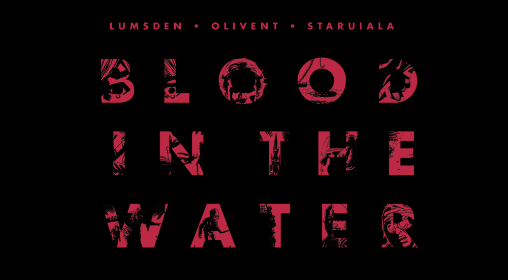 Boat Volume 3: Blood in the Water   Latest update on my critically acclaimed graphic novel series set in a flooded Scotland. It's OUT NOW!