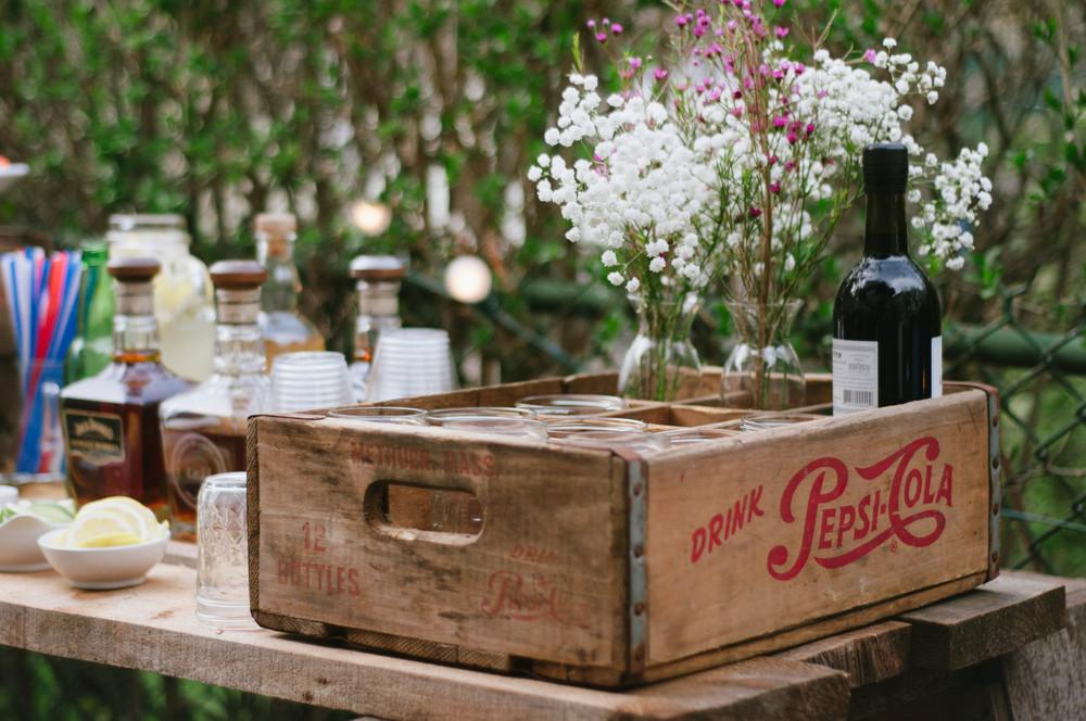A Garden Gathering    Story by Jenn Bakos