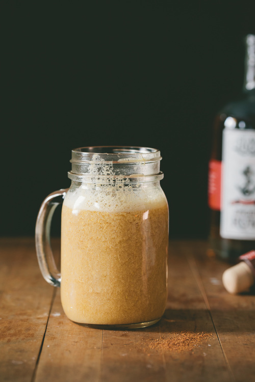 Colonial Era Rum Drinks T E L L New England
