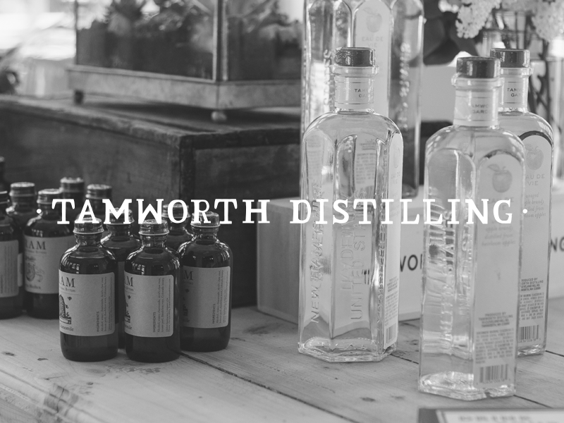 DAY 2 - TAMWORTH DISTILLING & MERCANTILE