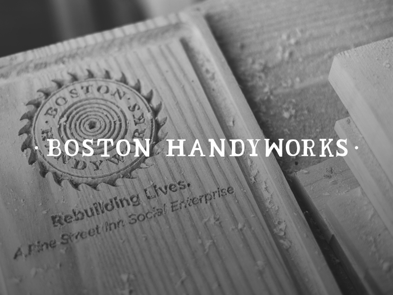 DAY 8 - BOSTON HANDYWORKS
