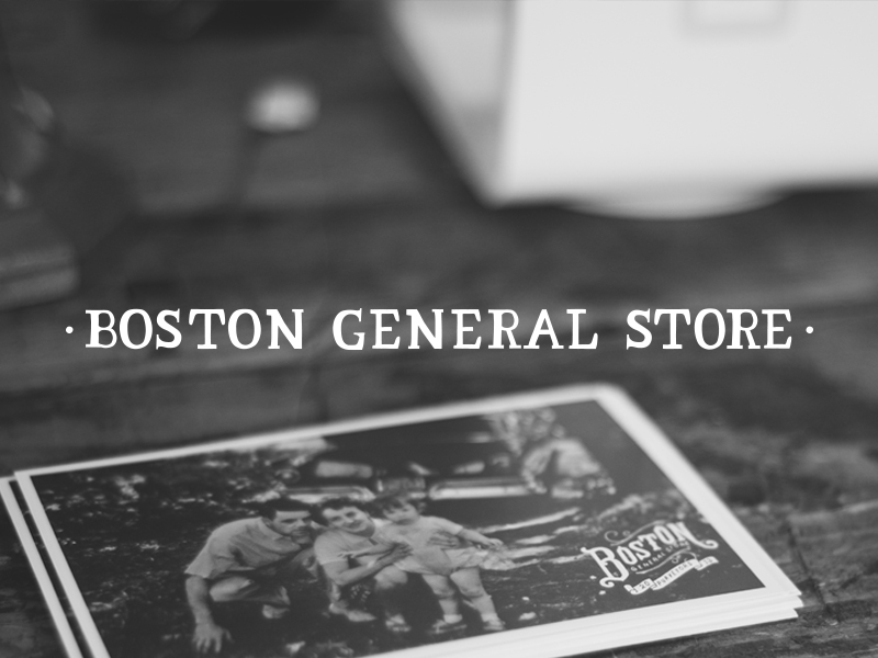 DAY 10 - BOSTON GENERAL STORE