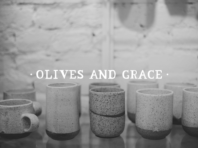 DAY 15 - OLIVES & GRACE