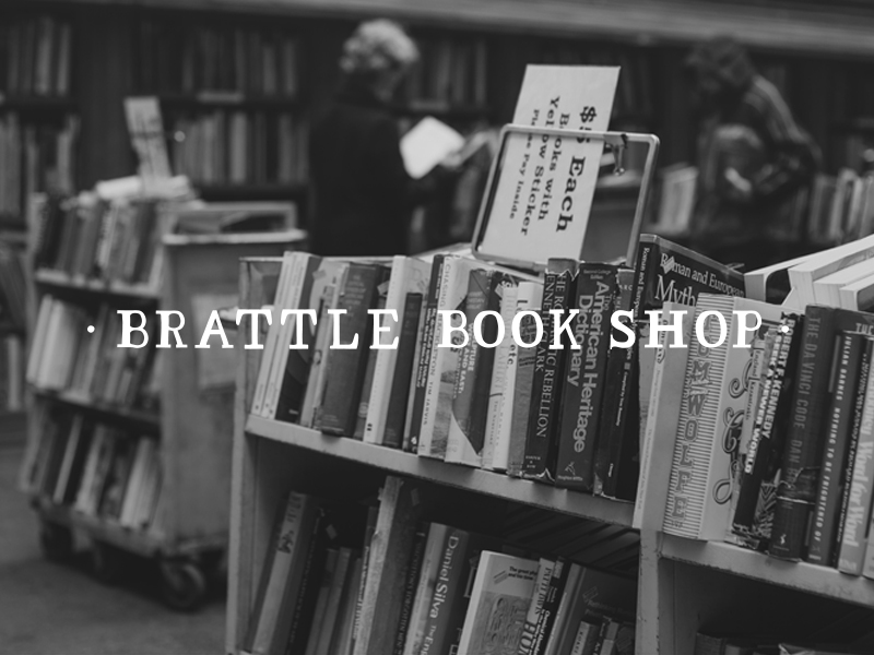 DAY 17 - BRATTLE BOOK SHOP