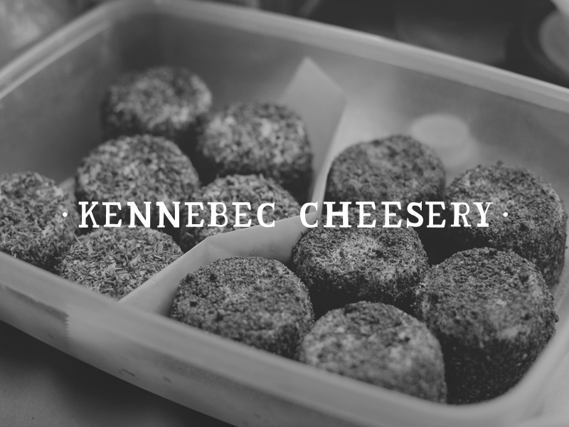 DAY 18 - KENNEBEC CHEESERY