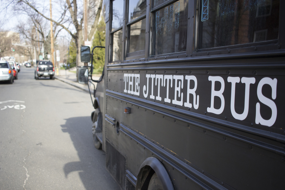 The Jitter Bus New Haven, CT