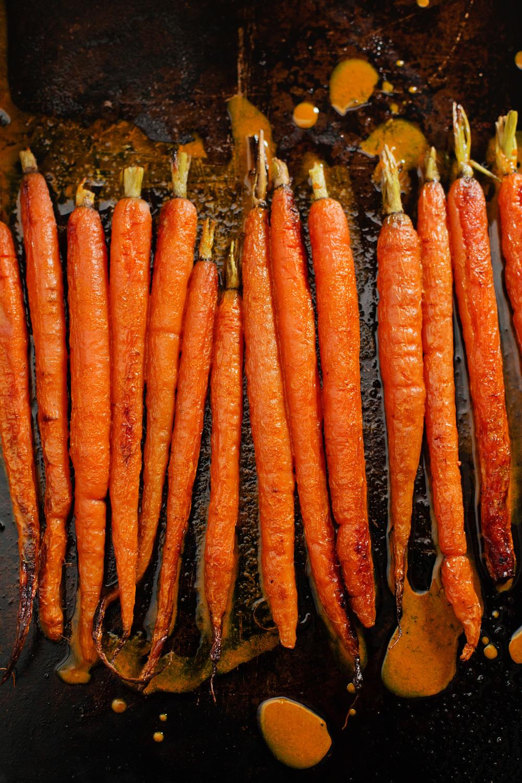 24-Karat Gold Carrots