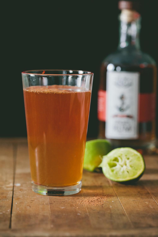 Colonial-Era Rum Drinks