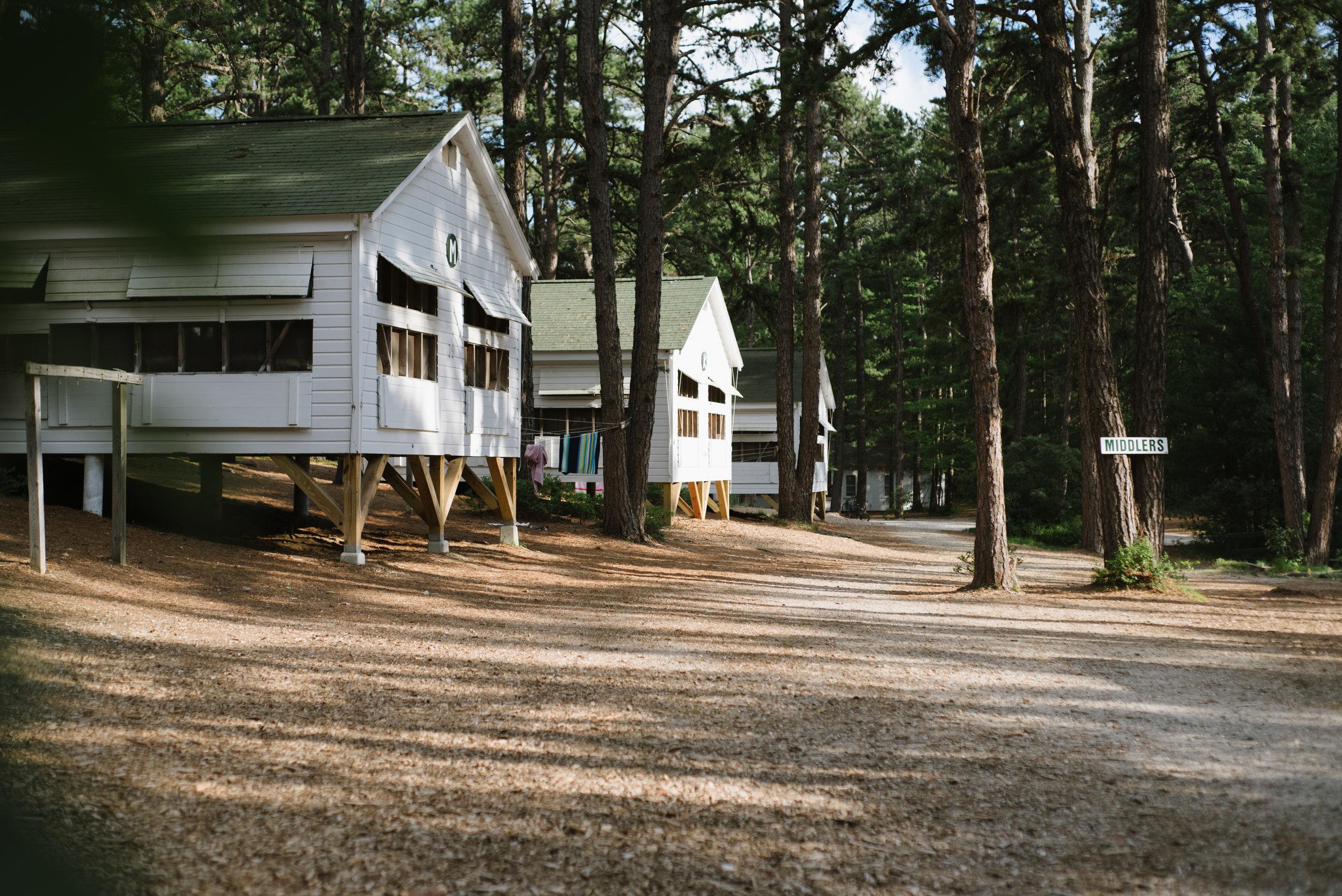 New England Rituals: Summer Camp