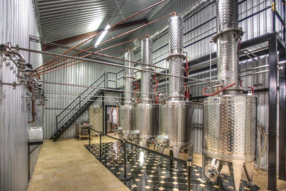 Distillery Tours -