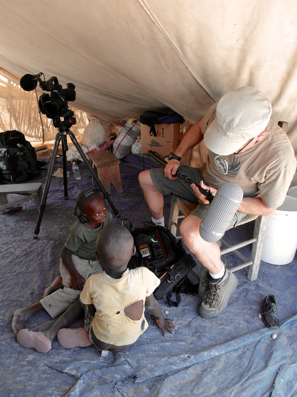 Haiti - Boys in Tent.jpg