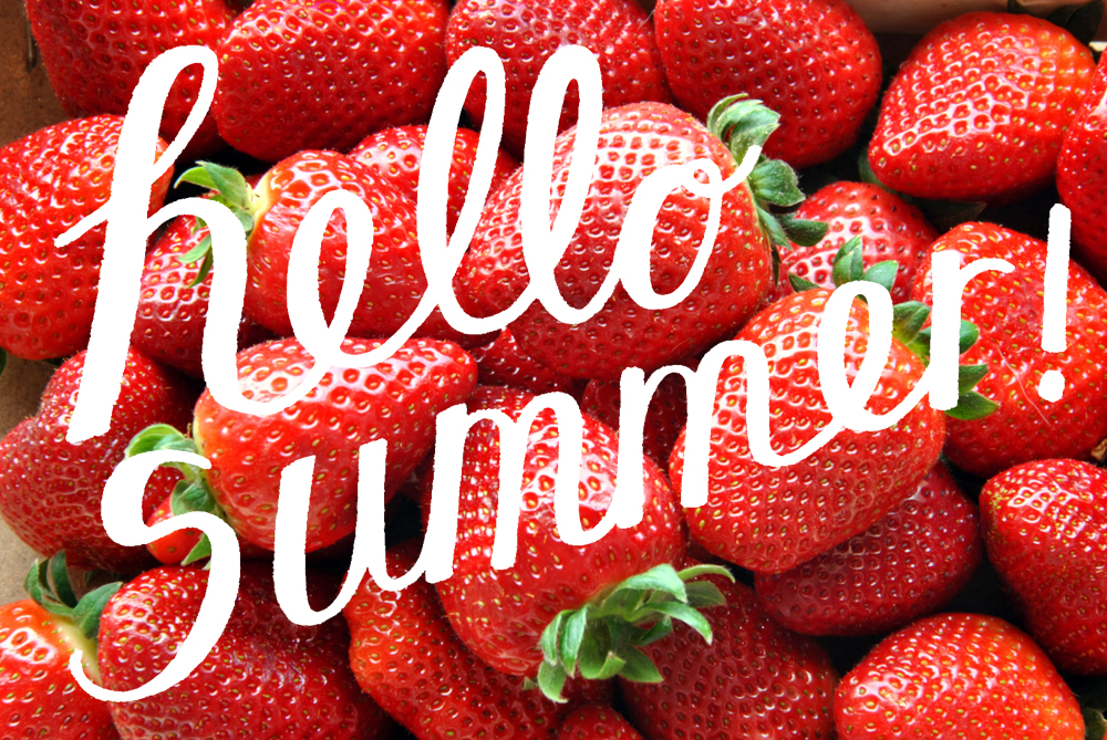 Tesco Magazine - Hello summer!