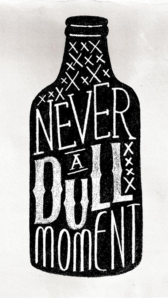 Oli Frape Lettering - Tattoo design