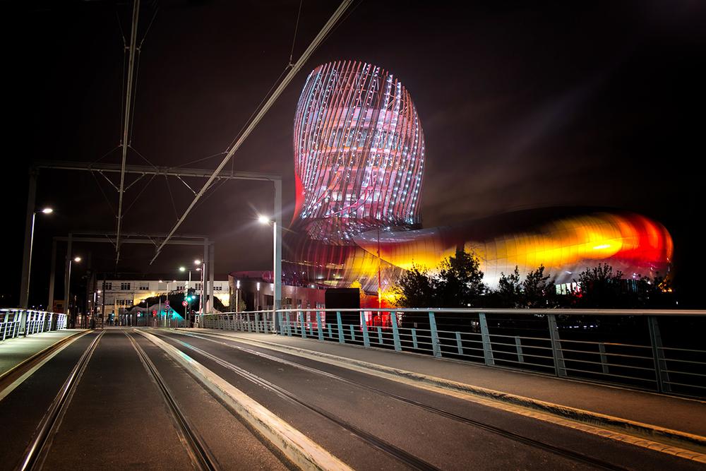 Inauguration de la cité du vin