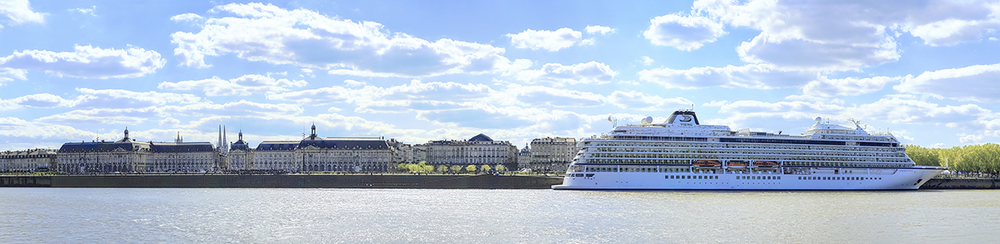 Panorama de Bordeaux