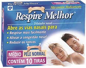 RESPIRE MELHOR PELE NORMAL