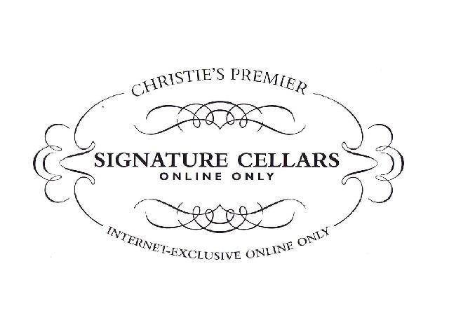 Final Christie's Signature Wine Cellars logo