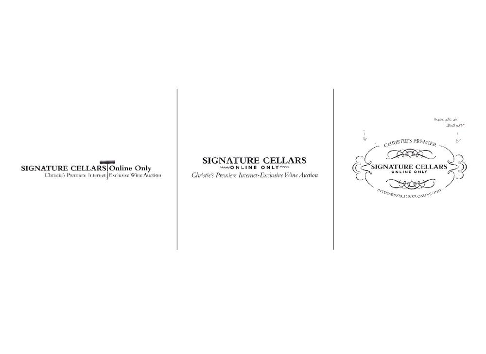Initial logo concepts