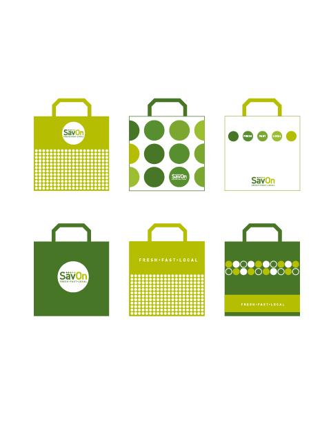 SavOn Reusable Bags