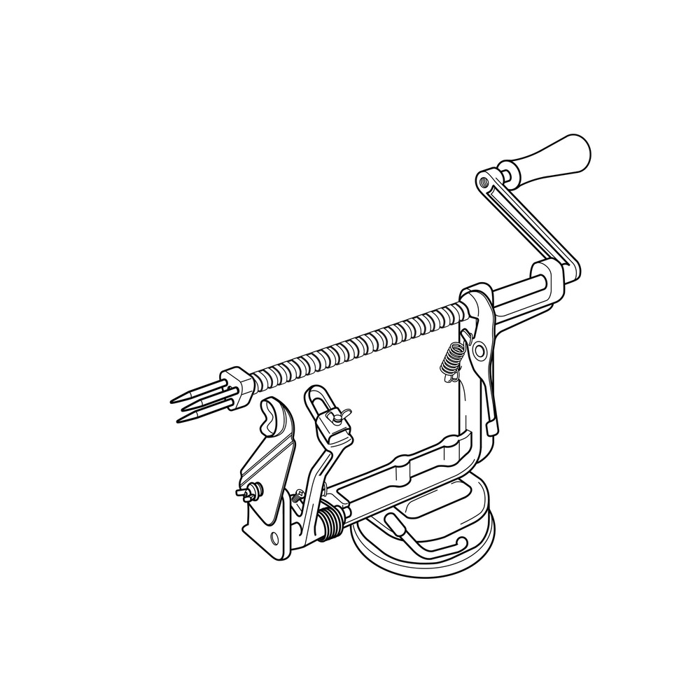 Linear Technical Illustration