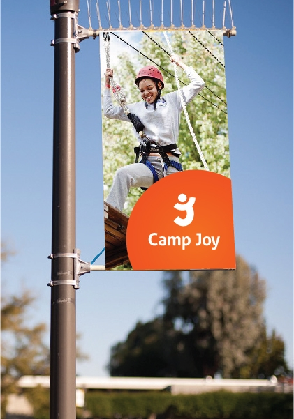 Camp Banner Application
