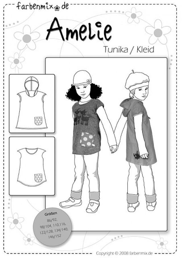 AMELIE- KIDS TUNIC SEWING PATTERN BY FARBENMIX.jpg
